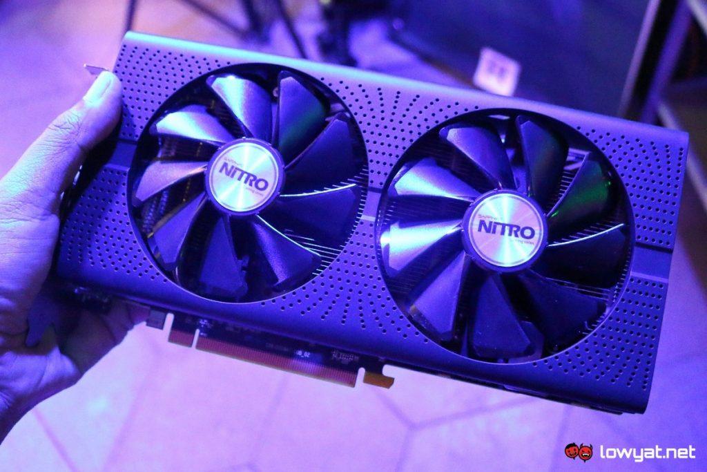 LYN Sapphire Nitro+ Radeon RX 480 01
