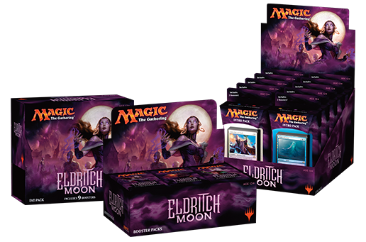 Magic The Gathering Eldritch Moon Product