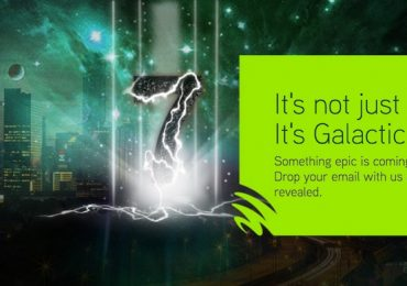 Maxis Its Galactic Teaser