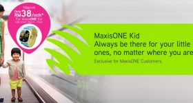 MaxisONE Kid QQ Watch