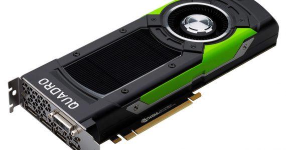 Nvidia Quadro P6000