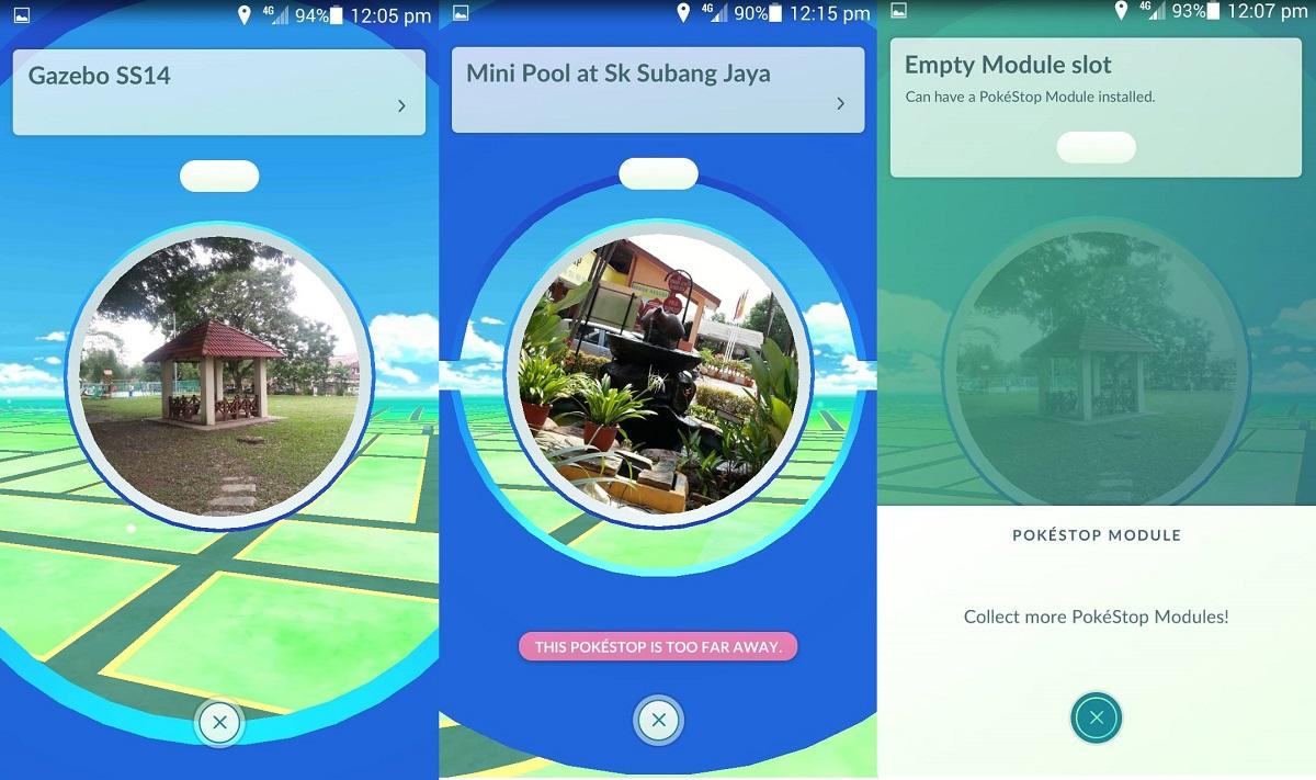 Pokemon Go Malaysia Subang