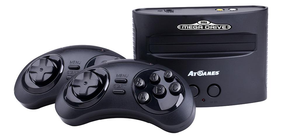 Sega Mega Drive Console 2016