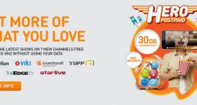 U Mobile Hero Postpaid P98 Official