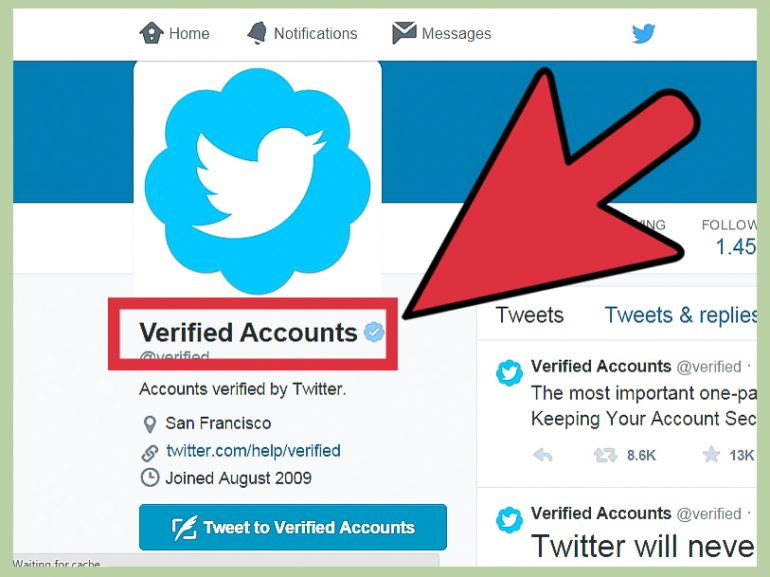 How Do You Get A Verified Twitter Account