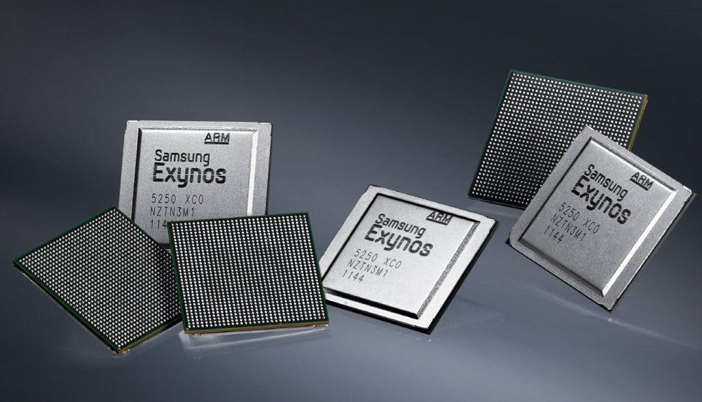 ARM-based Samsung Exynos