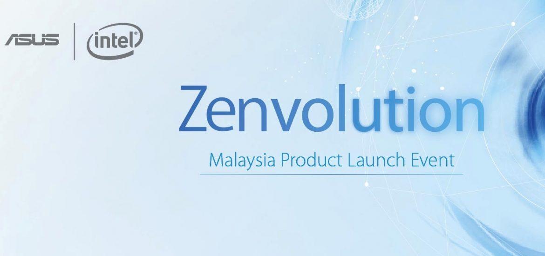 ASUS Malaysia Zenvolution Product Launch