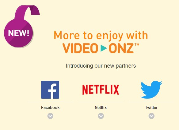 U Mobile Video-Onz New Partnets