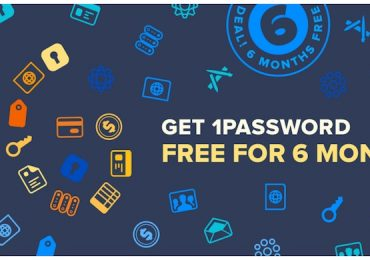 1Password Individual Subscription and 6 months free trial
