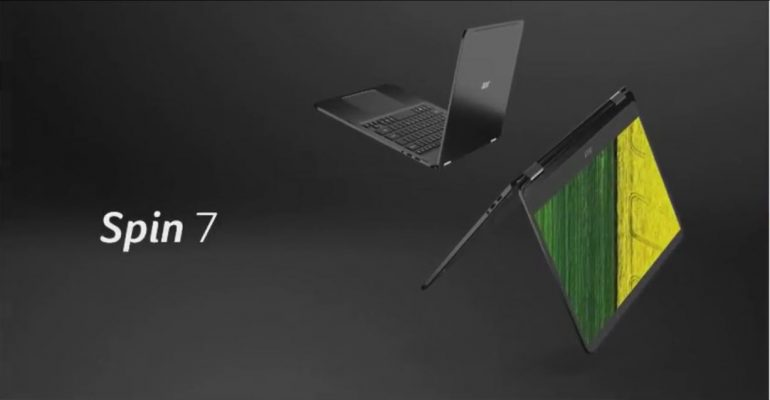 ifa 2016 acer announces new spin series convertible notebooks lowyat net. Black Bedroom Furniture Sets. Home Design Ideas