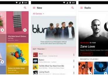 Apple Music for Android out of beta
