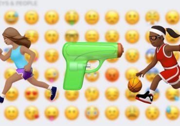 Apple New Emoji in iOS 10