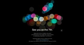 Apple iPhone 7 Event 7 September 2016