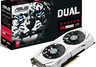 Asus RX 480 Dual 4GB 3