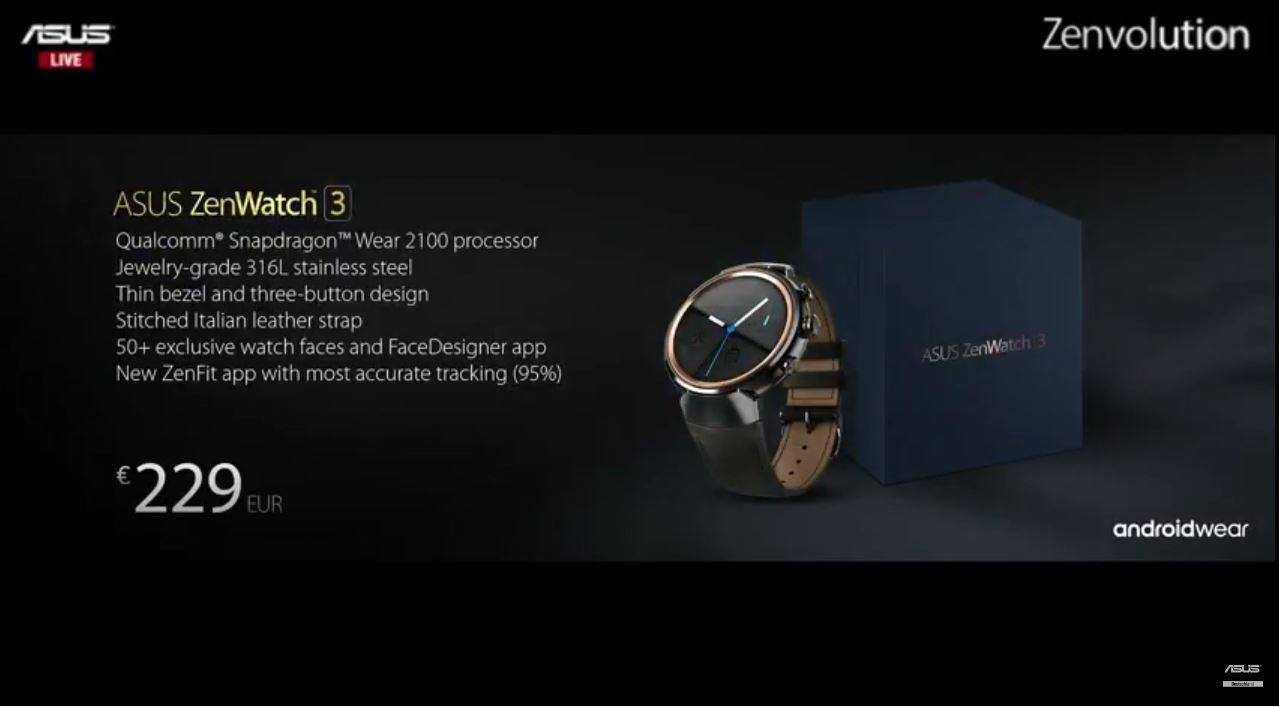Asus-ZenWatch-3-Price