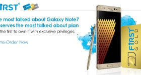 Celcom Galaxy Note7 Bundle