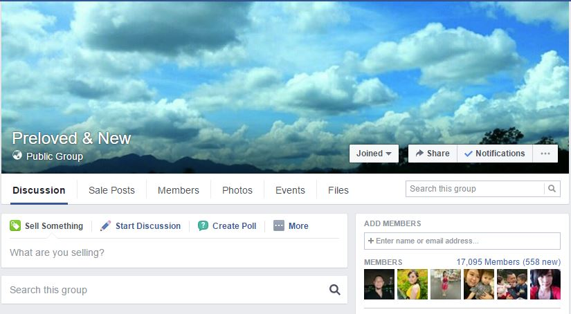 Facebook-Groups-Sale-Marketplace