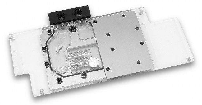GTX 1060 EK water block 2