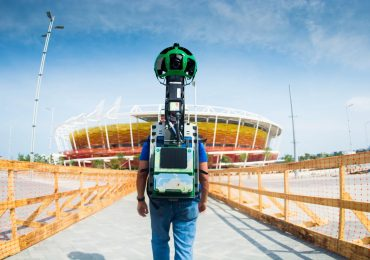 Google Street View Rio 2016