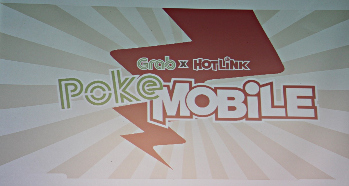 Grab x Hotlink PokeMobile Slide