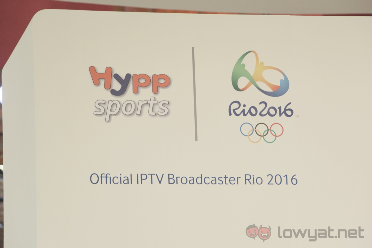HyppTV Official Broadcaster Rio