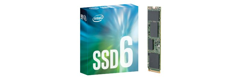 Intel 600P SSD 2