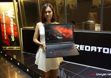 LYN Acer Predator 17 X MY 06