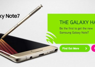Maxis Samsung Galaxy Note 7 Price