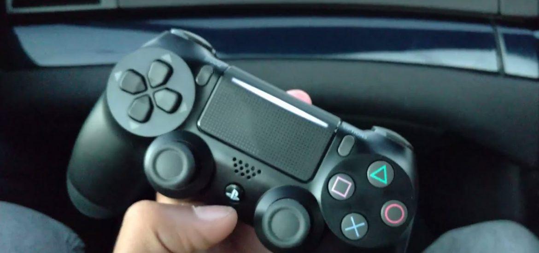 PS4 Dualshock Controller Leak