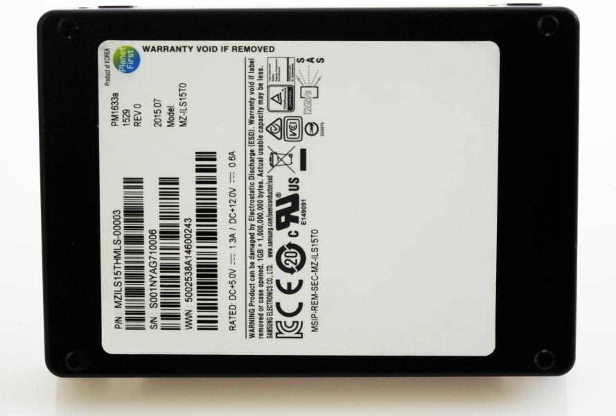 Samsung PM1633a SSD