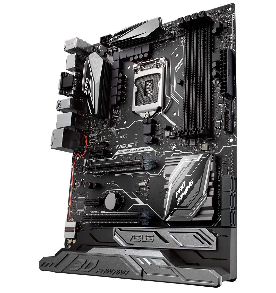 Z170 Pro Gaming Aura 2