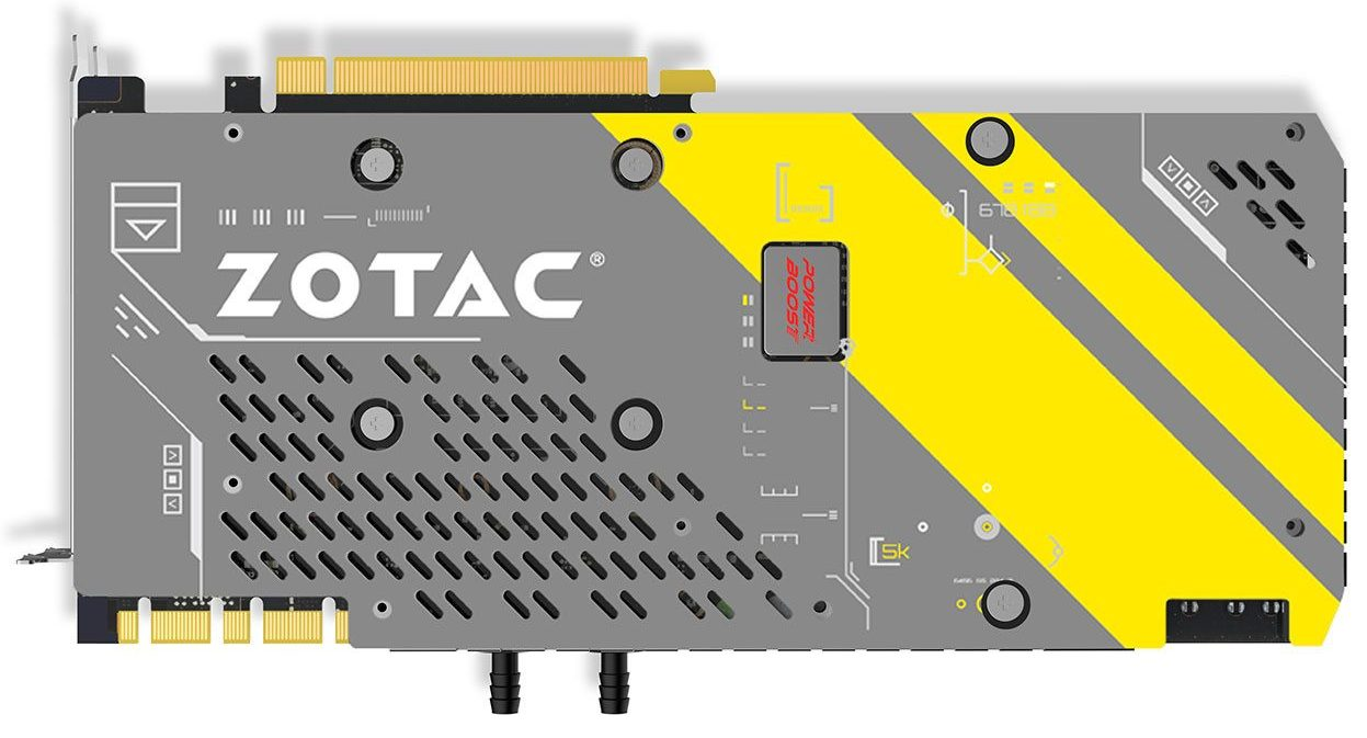 Zotac GTX 1080 Artic Storm 2