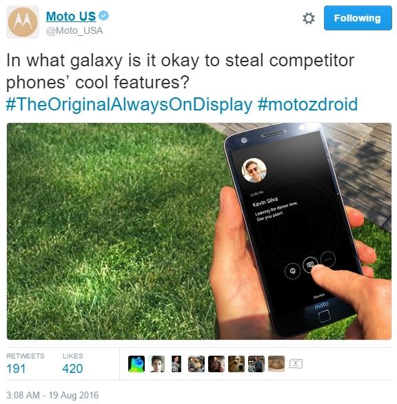 motorola-usa-samsung-steal-always-on-display