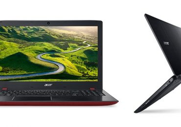 Acer Aspire E and F Series Laptops with 7th Gen Intel Core Processors