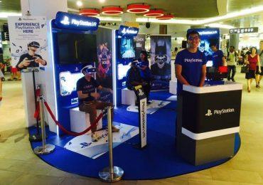 PlayStation VR Roadshow