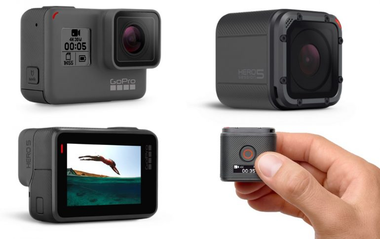 d8d5befccae GoPro Launches Hero5 Black and Session Cameras