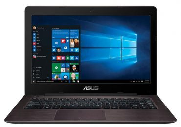 ASUS A456UR with 7th Gen Intel Core i5