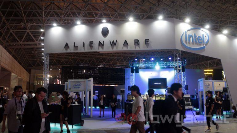 Alienware TGS 2016