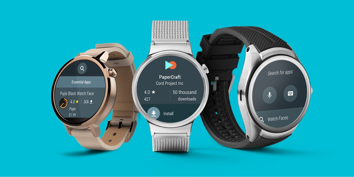 Android Wear Play Store