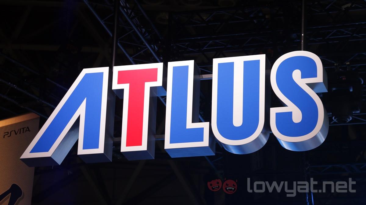 Atlus Logo TGS 2016
