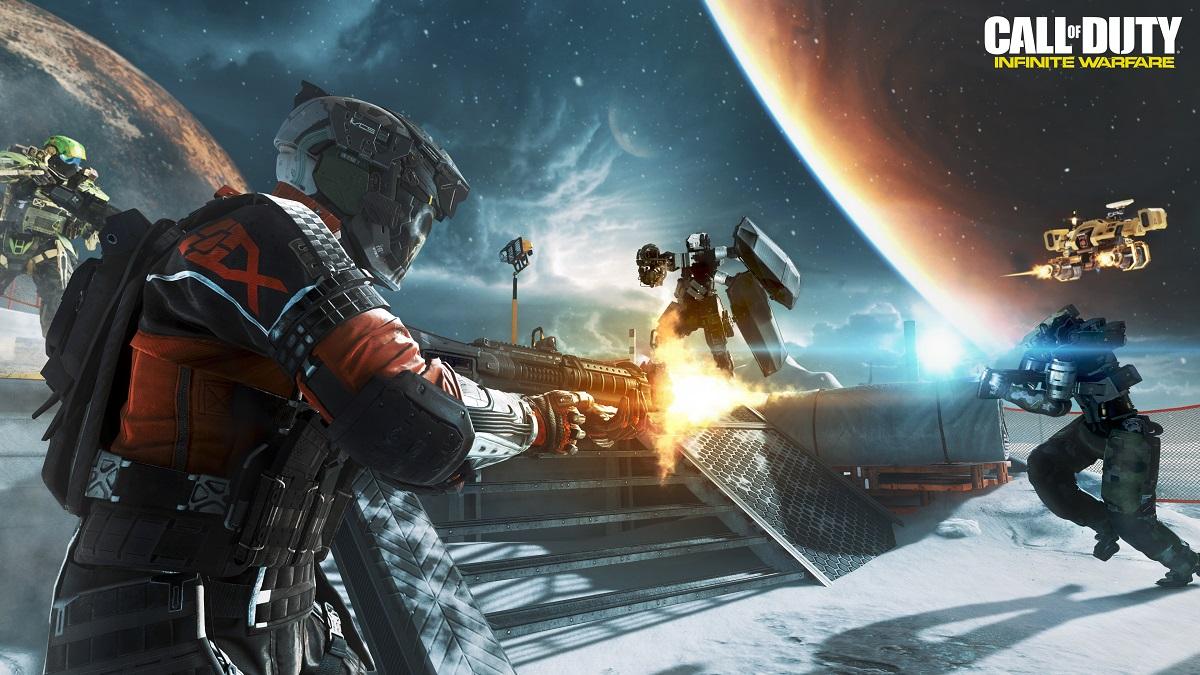 COD Infinite Warfare Multiplayer 2