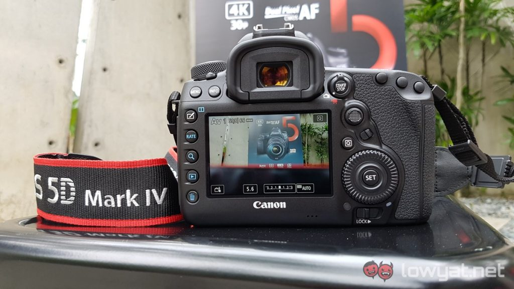 canon launches the eos 5d mark iv prices start from rm15 299 lowyat net. Black Bedroom Furniture Sets. Home Design Ideas