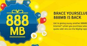 Digi Postpaid Free 888MB v2