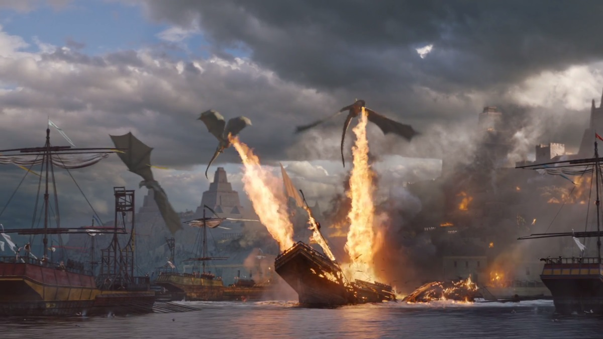 game of thrones is fueled by cgi practical effects and