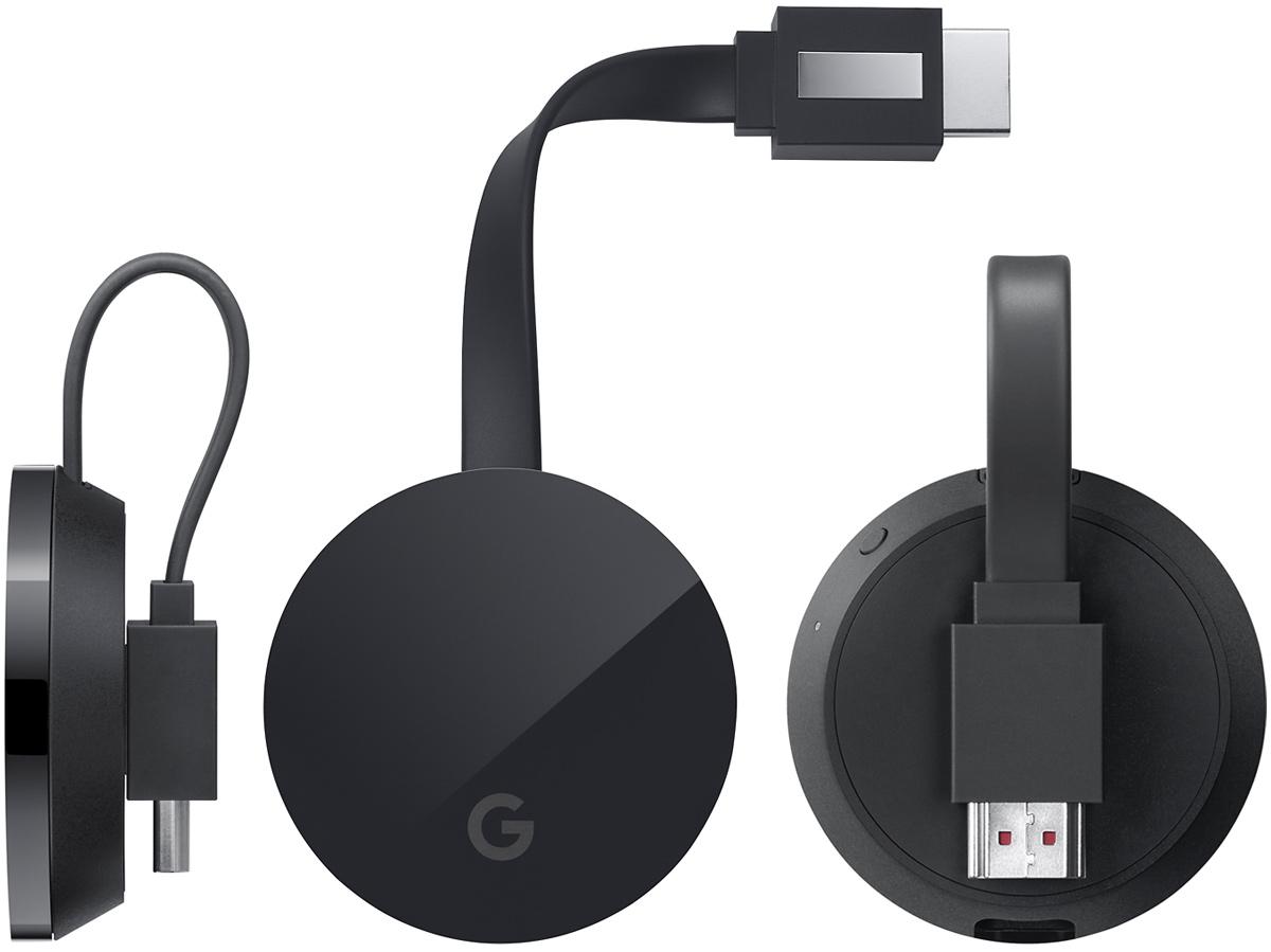 Google Chromecast Ultra Leak
