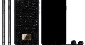 Gresso iPhone 7 Black Diamond Edition