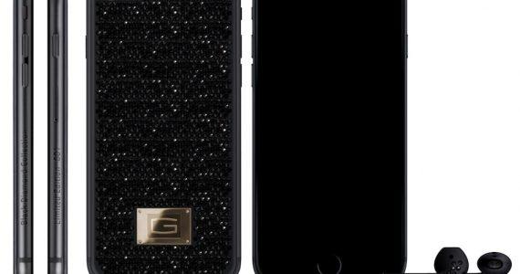 Gresso iPhone 7 Black Diamond Edition