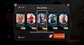 Kaladesh Card Sleeves