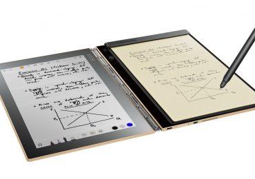 Lenovo Yoga Book Note Taking