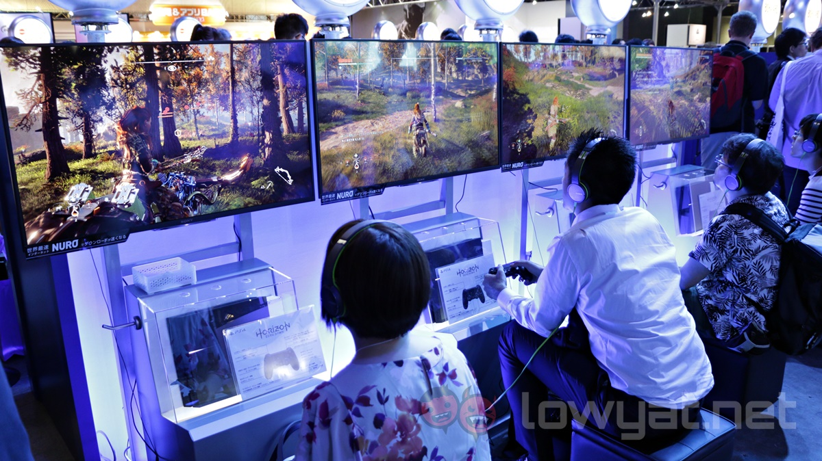 PlayStation Booth TGS 2016